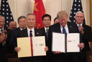 الاتفاق الصيني الأميركي يعود إلى الواجهة