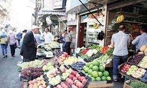خلال الشهر الماضي.. تنظيم 757 ضبطاً تموينياً في ريف دمشق