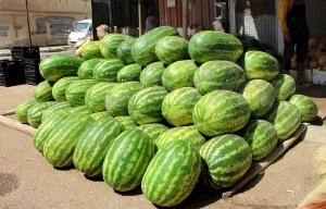 انخفاض أسعار بعض أصناف الخضار في سورية.. ولكن كيلو البطيخ والكرز فوق 2000 ليرة