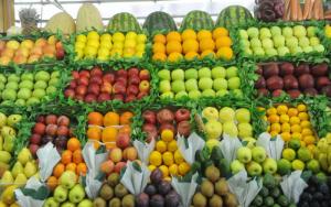 الارتفاع يرافق أسعار الخضار و الفواكه في أسواق دمشق