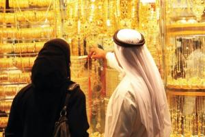 من هي الجنسيات التي تتصدر سوق الذهب في دبي؟