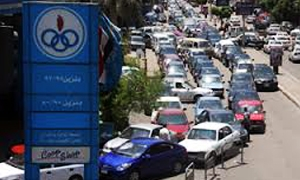 أزمة بنزين خانقة  عشية العيد في دمشق وتوقف لمعمل غاز عدرا ليومين