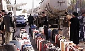فرع محروقات دمشق يعد دراسة تعتمد على الباركود في توزيع المازوت