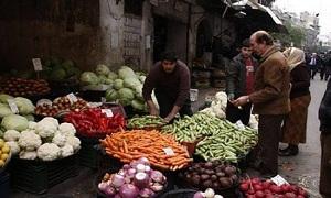 أسعار الخضار والفواكه في دمشق وفقاً لنشرة التجارة الداخلية