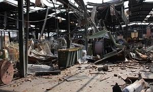 حمور: غرفة صناعة دمشق لم تدعم الصناعيين المتضررين