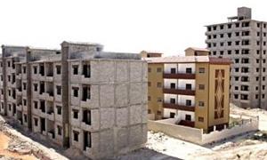 وحدات سكنية سريعة.. و300 وحدة في الحرجلة