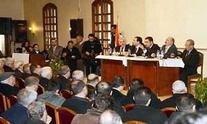 الشهابي: حلب بحاجة لحزمة قوانين... 100 مليار دولار خسائر القطاع الصناعي