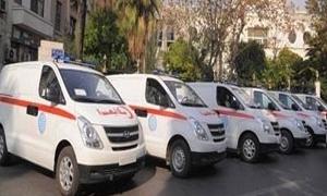 خمسة أطنان أدوية إلى مشفى القامشلي