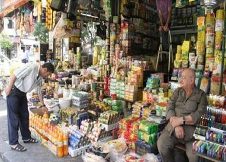 التجارة الداخلية: لوحات إعلانية للأسعار في أسواق شعلان و|لشيخ سعد وباب سريجة بدمشق