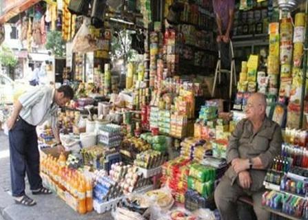 تنظيم 9 ضبوط خلال الجولة.. وزير التجارة يتفقد أسواق حي المزة