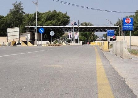 70مركبة تنفذ إعتصاماً  على خط الأردن دمشق