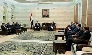 الحلقي لاتحاد المصدرين: العمل للمحافظة على مكانة السلع والبضائع السورية