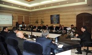 الحلقي: بناء وحدات سكنية في ريف دمشق ودرعا وحمص لايواء المهجرين العائدين