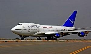 الحكومة تحدد طرق بيع تذاكر الطيران في سوريا