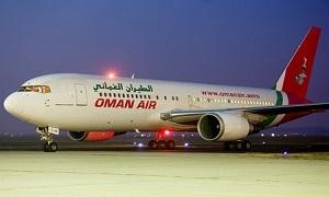 الشركة العمانية للطيران تطلب التجديد لوكيلها في سورية