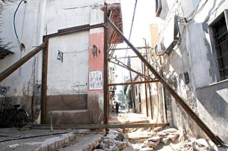 مدير دمشق القديمة: انتهاء تأهيل دمشق القديمة الشهر المقبل.. والمحافظة ستعوض المتضررين