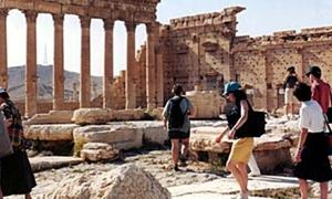 285 ألف ليرة فقط إيرادات المواقع الأثرية والمتاحف في سورية