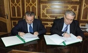 للتعاون في التأهيل والتدريب.. وزارة العدل تبرم اتفاقاً مع جامعة الشام الخاصة