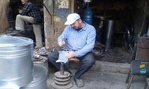 مجلس مدينة حماة يخصص مقاسم لحرفيي الحدادة