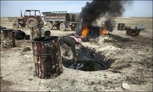 تقرير: 1.5 ترليون ليرة خسائر غير مباشرة لقطاع النفط في سورية