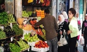 تقرير: الكوسا في انخفاض.. والبطاطا والفواكه مستقرة في أسواق دمشق