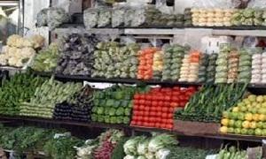 انخفاض أسعار الخضار البلدية في نشرة التجارة الداخلية