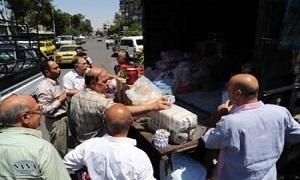 استهلاكية ريف دمشق: خيمة وسيارات جوالة للبيع و10 مراكز جديدة قريبا