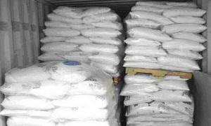 414 ألف طن احتياجات سورية من السكر والرز خلال العام 2014