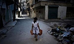 منظمتان دوليتان تحذران من نقص المياه في سوريا