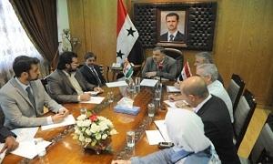 شركة هندية تسعى للاستثمار في سورية