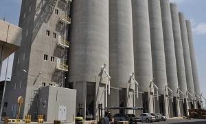 الحكومة تخطط لإنشاء صوامع تستوعب مليون طن من الحبوب