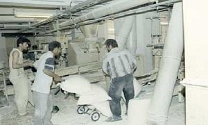 شلبي: المخزن الاسترايجي من الدقيق جيد.. ووضع مطاحن جديدة بالخدمة قريباً