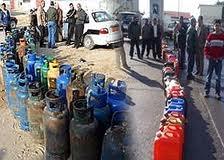 2500 اسطوانة غاز أسبوعياً في ادلب..و55% من السكان حصلوا على المازوت
