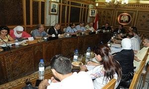 باسل الحموي: 49 مليار ليرة أضرار الصناعيين في دمشق وريفها