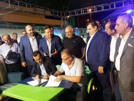 السواح لـ ''بزنس 2 بزنس'': توقيع أول عقود معرض دمشق الدولي بقيمة 10 مليون دولار