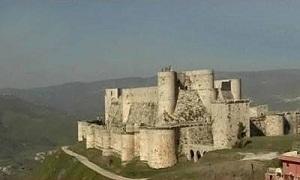الانتهاء من المرحلة الأولى لمشروع إعادة تأهيل قلعة الحصن
