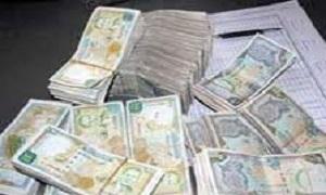 تجميد أموال 1670 شخصا ضمانا لحقوق الدولة