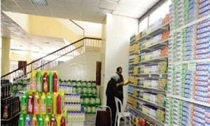 خلال النصف الأول.. 800 مليون ليرة مبيعات مؤسسة الخزن بريف دمشق