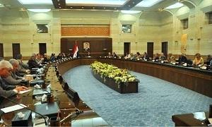 مجلس الوزراء: تحديد سعر الدولار بـ150 ليرة في موازنة العام القادم