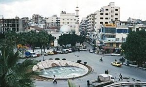 رفض 48 طن فول حب مصري مخالفة في اللاذقية