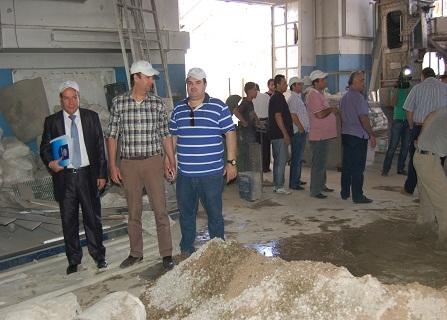 إياد محمد: 15 مليون ليرة لتأهيل المنطقة الصناعية التصديرية في حوش بلاس