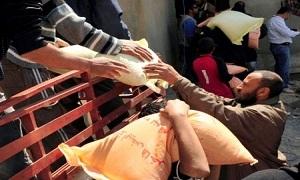 الأمم المتحدة تستعد لتخفيض معونات السوريين الغذائية لـ40%