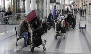 بسبب الازدحام.. مطار بيروت يطلب من الركاب الحضور قبل 3 ساعات