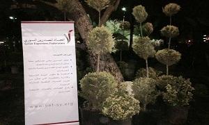 على هامش مشاركة سورية بمعرض بغداد للزهور.. السواح: إقامة مركزاً للصادرات الزراعية في العراق
