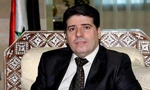 الحلقي يبحث مع السفير الصيني التعاون الاقتصادي والصناعي