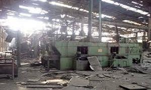 لغاية تموز الماضي.. أكثر من 225 مليار ليرة أضرار مؤسسات وزارة الصناعة
