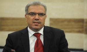 وزير التجارة يفتتح صالة البزورية الاستهلاكية في دمشق