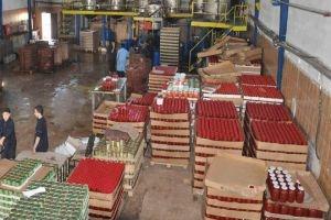 تنفيذ 6 منشأة صناعية في درعا خلال النصف الأول من 2017