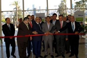 افتتاح معرض سيريا مود خان الحرير في بيروت بمشاركة نحو 100 شركة سورية