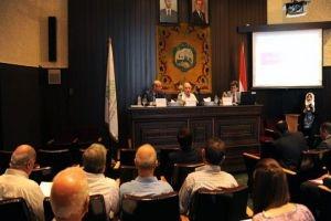 ندوة الأربعاء الاقتصادي تناقش قانون العمل رقم 17 والقلاع يصفه بأفضل قوانين الدول العربية